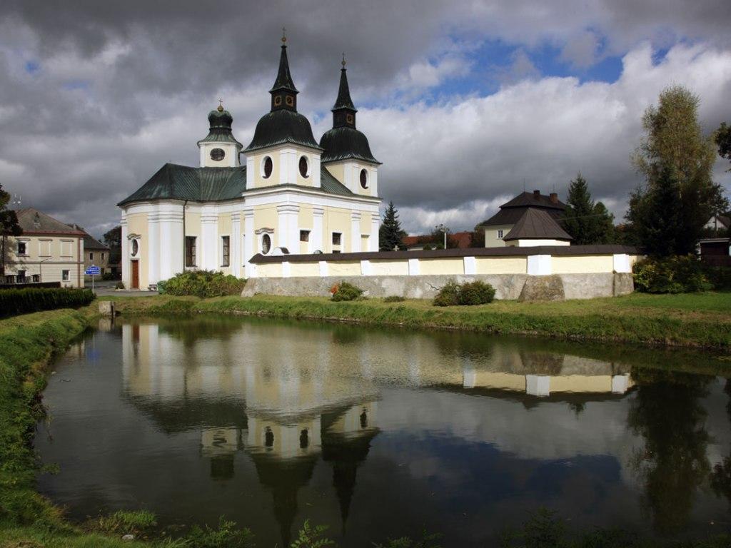 Kostely Kostel sv. Václava